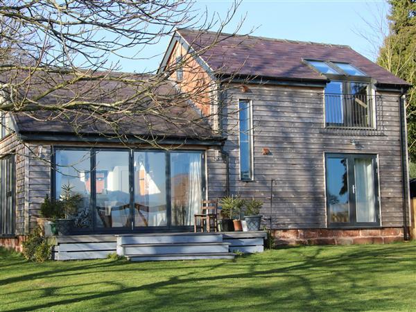 Vitula Cottage in Shropshire