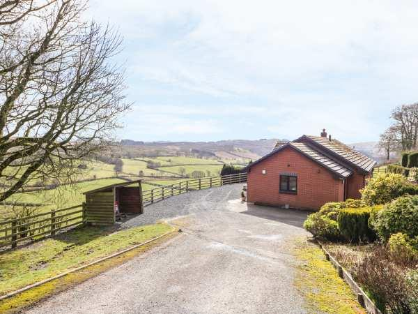 Vrongoch Cottage in Powys
