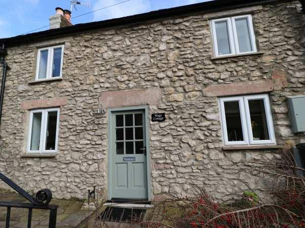 Wags Cottage in Derbyshire