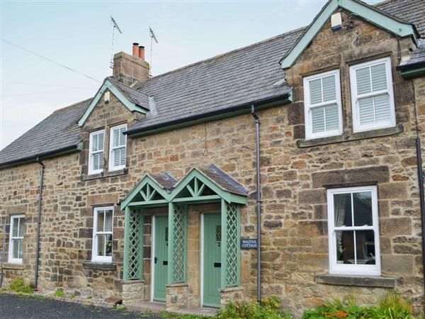 Wagtail Cottage in Northumberland