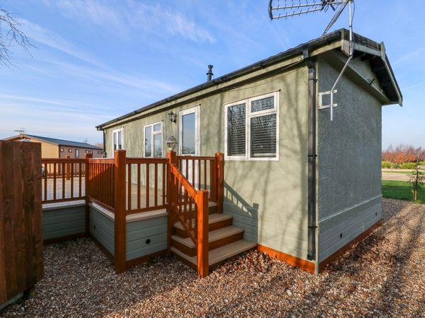 Wagtail Lodge in Lincolnshire