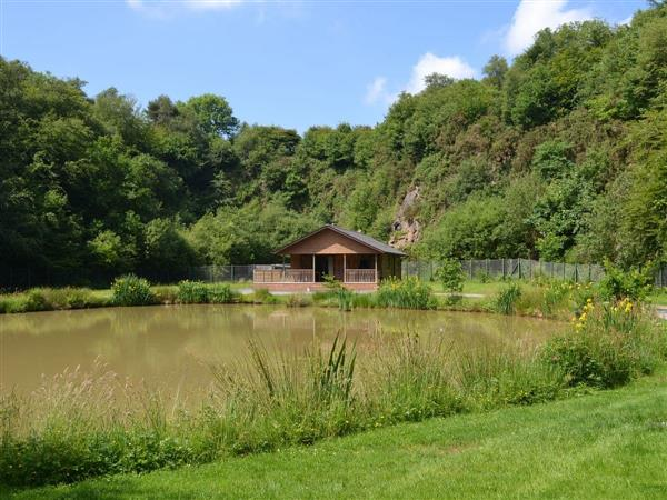 Waldon Valley Lodges - Beech Lodge in Cornwall