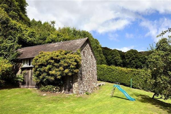 Walkers Barn in Llangenny, Powys