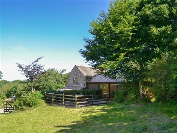 Wallhouse Barn in Cornwall