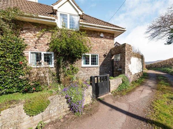 Walnut Cottage in Herefordshire
