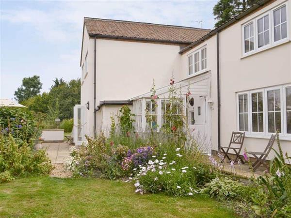 Walnut Tree House in Norfolk