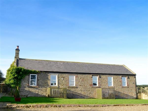 Wandylaw Farm Lodges - Inglenook Lodge in Northumberland