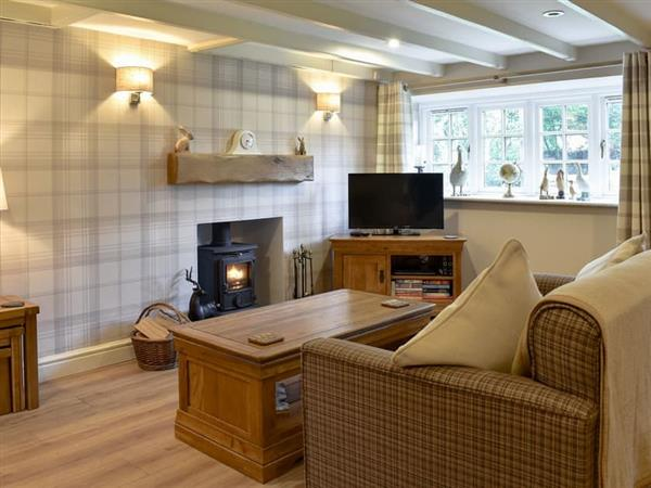 Wansbeck Cottage in North Yorkshire
