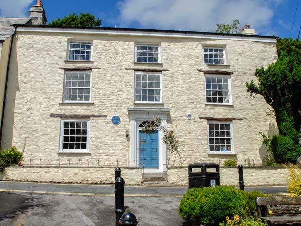 Warmington House in Camelford, Cornwall