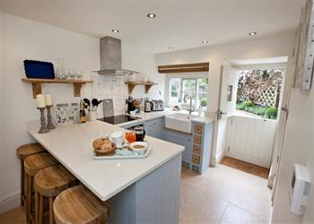 Cottage Middleham in North Yorkshire