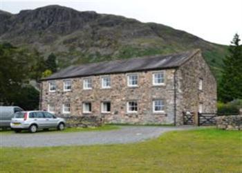 Wasdale View in Cumbria