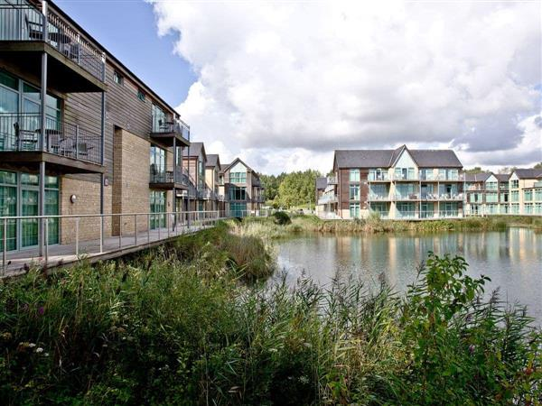 Water Park Apartment 3 in Gloucestershire