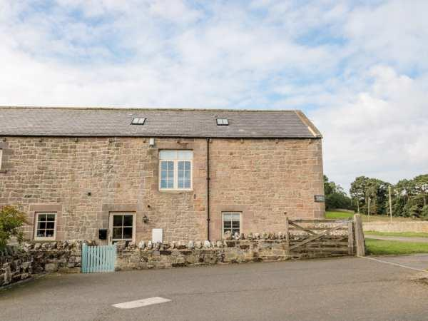 Watermill Cottage in Northumberland