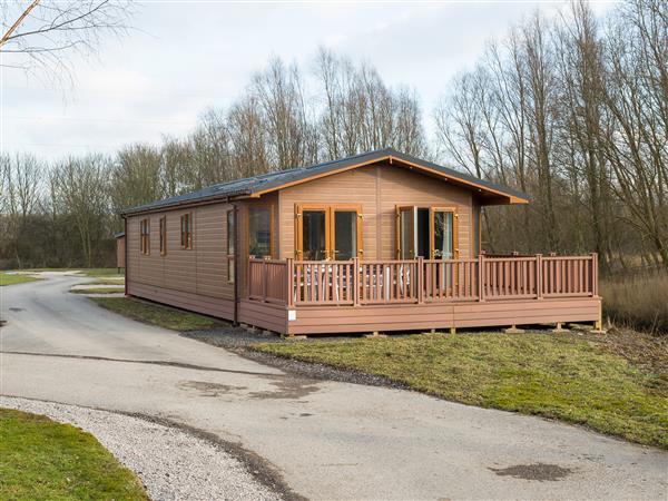 Waternook Lodge in Lancashire
