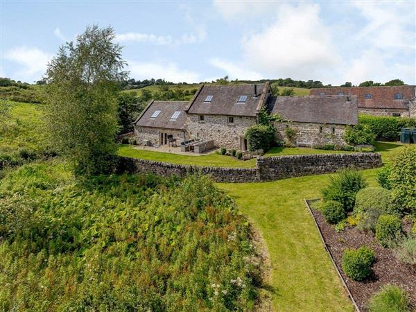 Waterside Barn in Bradbourne, near Ashbourne, Derbyshire