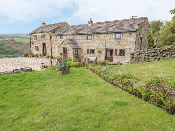 Waterstalls Farm Cottage in West Yorkshire