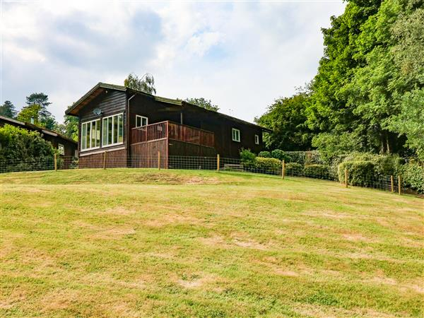 Watersview Lodge in Staffordshire