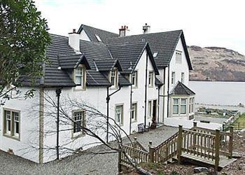 Wattie Cottage  in Stirlingshire