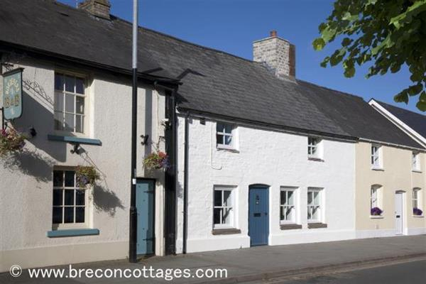 Watton Cottage in Powys