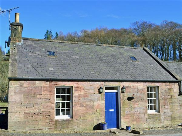 Waulkmill Cottage in Dumfriesshire
