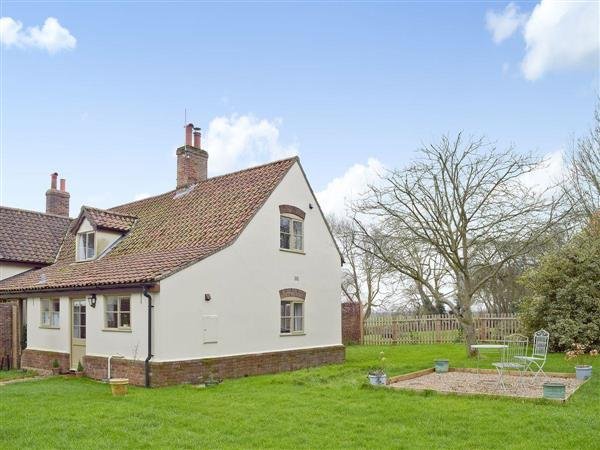 Waveney Lodge Cottage in Norfolk