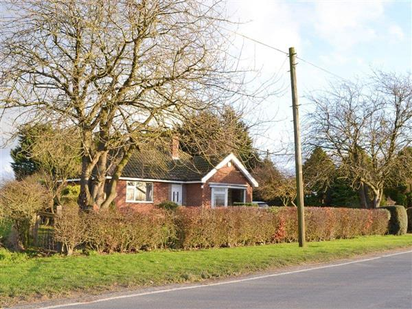 Wayside Cottage in North Humberside