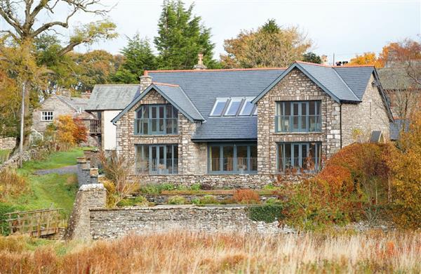 Weathertop House in Cumbria