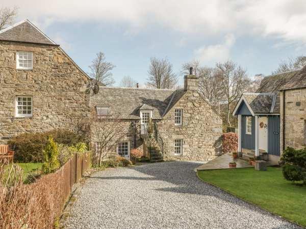 Weavers Cottage in Perthshire