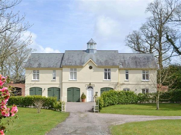 Webbery Manor Estate - Coach House - North Wing - Luppincott Chambers in Devon