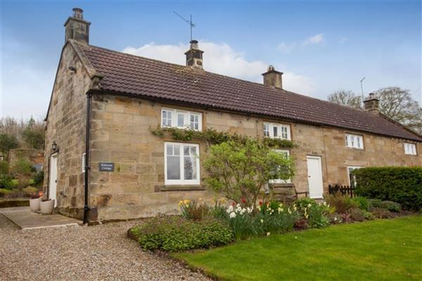 Cottage Osmotherley in North Yorkshire