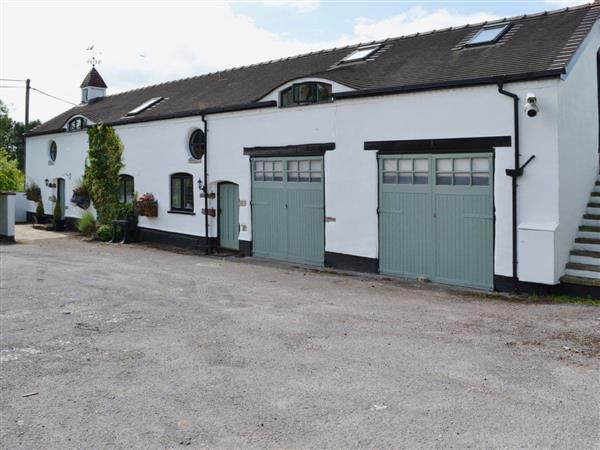 Wee Bridge Farm Cottage in Cheshire