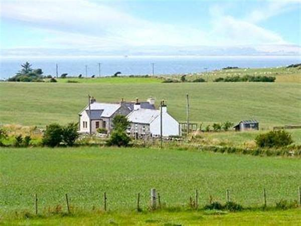 Wee Dug Hoose in Wigtownshire