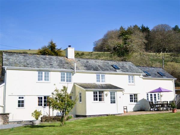 Well Cottage, Luxborough, Watchet, Somerset.