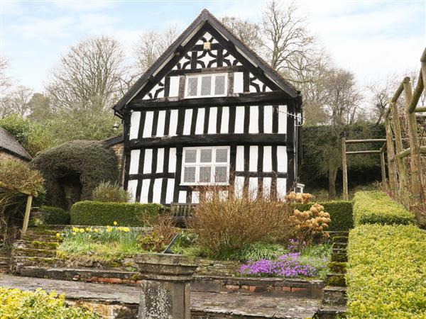 Well Cottage in Shropshire