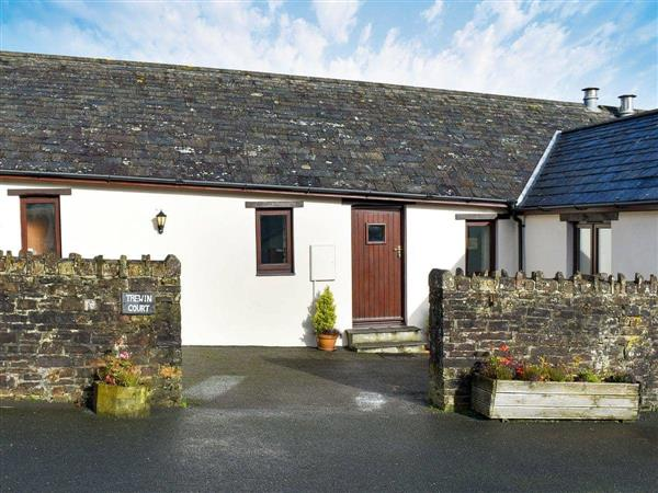 Well Farm Holiday Cottages - Trewin Court in Holsworthy, near Launceston, Cornwall