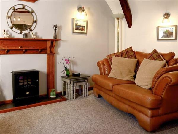 Well House Hayloft in Northumberland