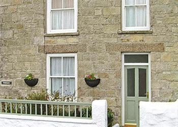 Wellmore Cottage in Cornwall