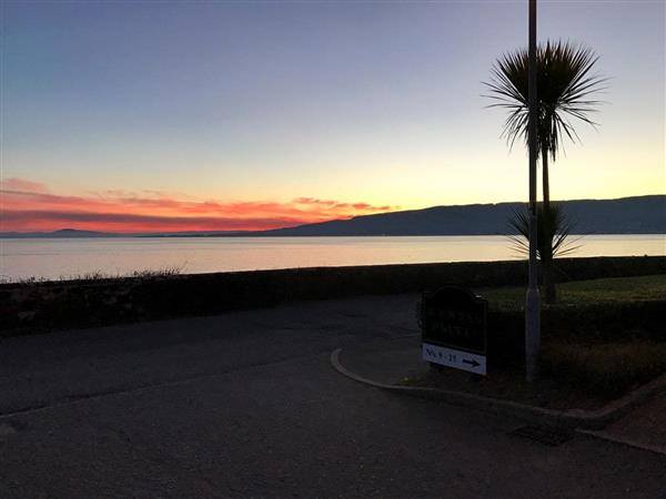 Wemyss Point from Cottages 4 You