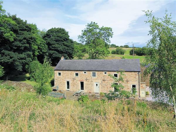 West Barn in Derbyshire