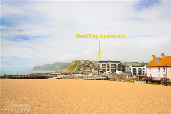 West Bay Apartment in Dorset