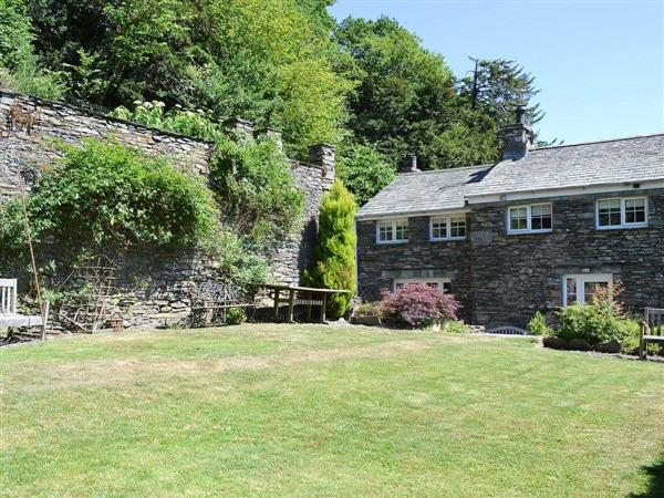 West Cinder Hill Cottage in Cumbria