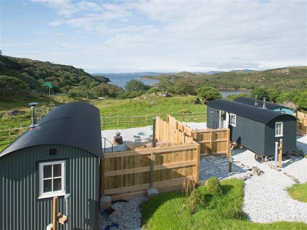 West Coast Hideaways - Handa in Sutherland