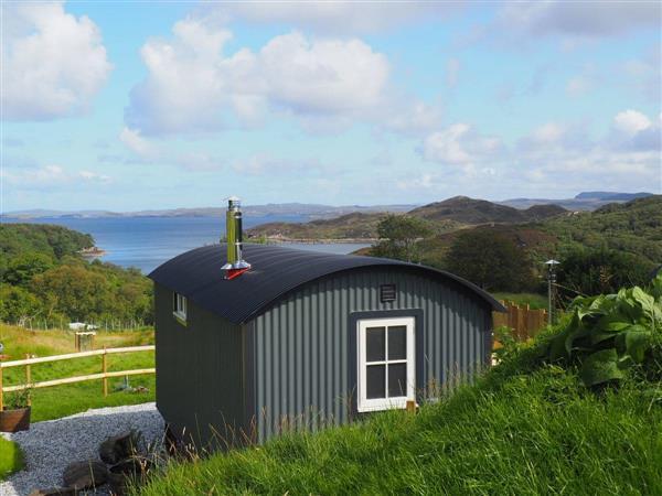 West Coast Hideaways - Rowan in Sutherland