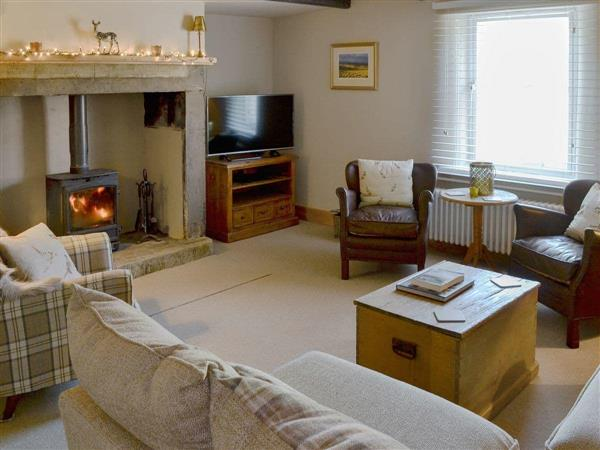 West End Cottage in Northumberland