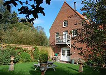 West End Water Mill from Norfolk Hideaways