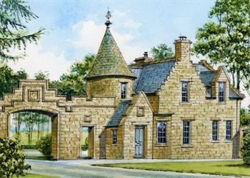 West Lodge in Lanarkshire