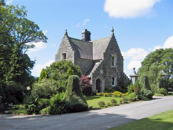 West Lodge Cally Estate in Kirkcudbrightshire