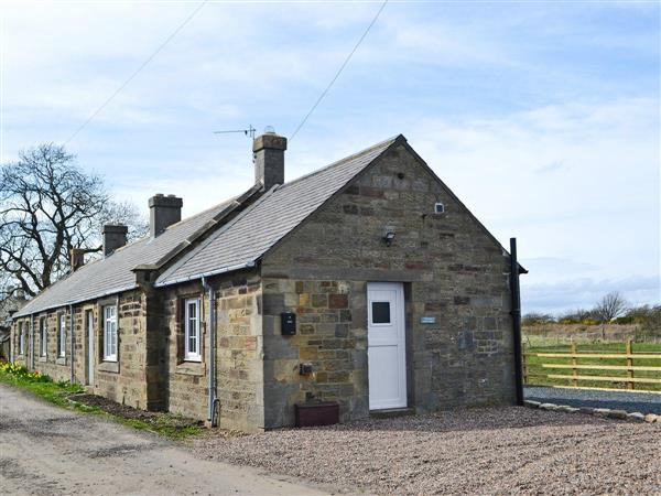 West Moor Farm Cottage in Northumberland