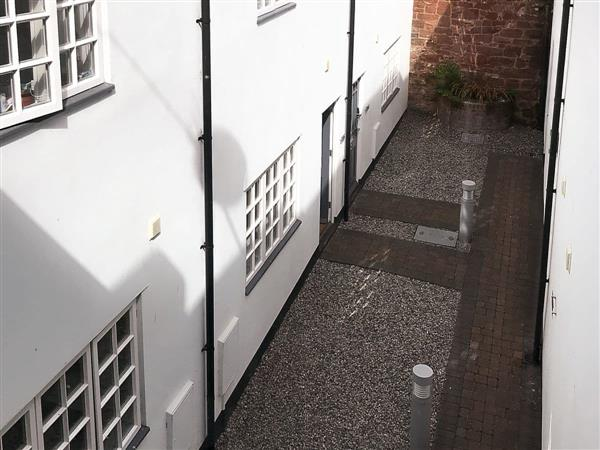 West Street Mews 9 from Cottages 4 You