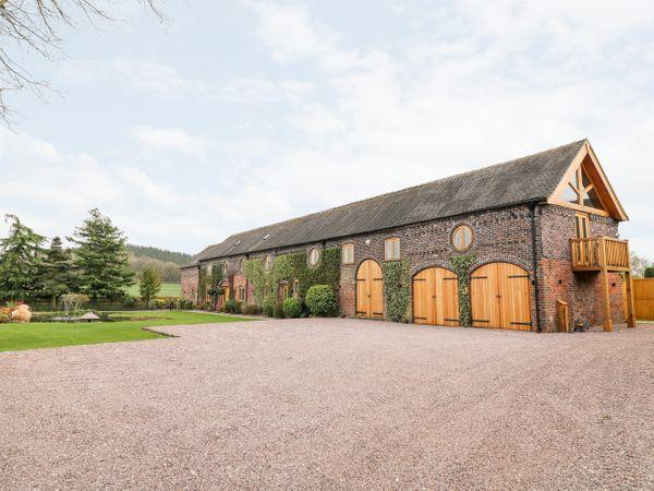 West Wing - Acton Hill Barn in Staffordshire
